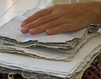 papermaking at home