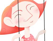 Ilustración para Copec - Teletón Chile