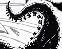 Monster Illustration Fanzine