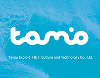 LOGO & VI design for TAMIO