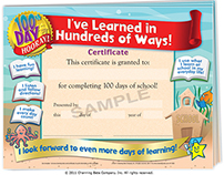 100th Day of School Campaign