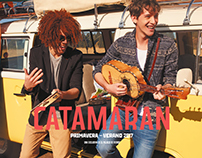 CATAMARAN Spring-Summer 2017 Catalogue + Ad Campaign
