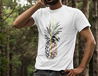 Double Pineapple T-Shirt