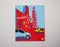 Magazine Renault Twingo