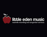 "Logo design of ""Little Eden Music"""