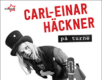 Carl-Einar Häckner - On Tour 2018.