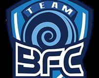Logo Design: Team BFC, e-Sports Team