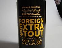 Kołyszko&Tkaczyk - Foreign Extra Stout