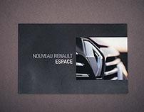 Print Renault Espace