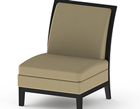 Commercial Chair 101 Wood Frame