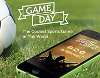 Game Day • Sport App Proposal