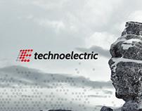 Technoelectric Corporate Identity & Branding