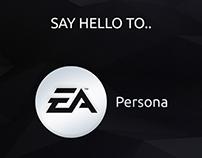 EA Persona - Platform Concept