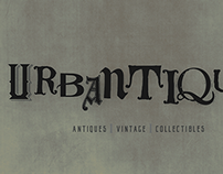 Urbantiques Logo & Business Card