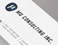Branding: Mu Consulting Inc.