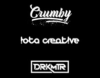 reel - crumby (food) / drkmtr (music video) / iota