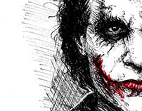 The Dark Knight: Joker - Heath Ledger