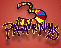 3Palavrinhas - Volume 1 - DVD