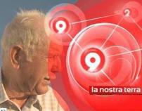 Canal 9 Rebrand 2011