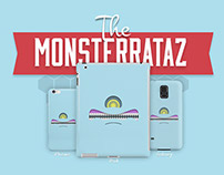 The Monsterrataz: Mr. Hephaestus J. Monster