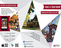 Ramapo YouVisit Virtual Tour Brochure