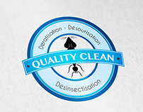 Logo Quality Clean
