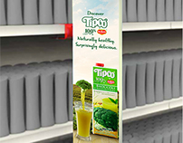 Tipco Shelf Strip