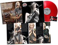 Brooke Miller CD, LP & Promo