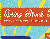 Spring Break Promotion