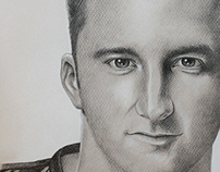 Marco Reus - Pencil drawing