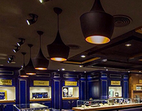 The Collectibles - Retail Design