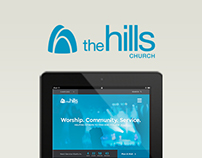 The Hills Responsive Website