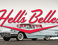 Hell's Belles Web Design