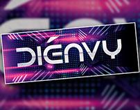 Dienvy Logo Design