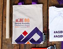 AGBU 88 - Event branding