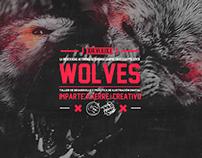 Wolves illustration workshop