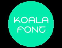 Koala Font