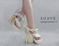 Suave & Valiant - 3D Printed High Heels