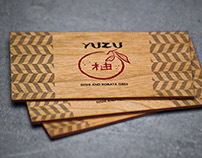 Yuzu Sushi Frequent Customer / Discount Card
