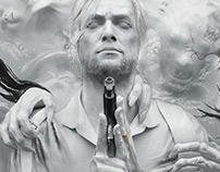 The Evil Within 2 Key Art