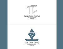 Tan chin choo logo design