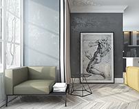 Apartment 125 m2 / Kyiv