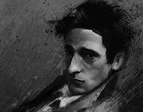 Portrait study - Adrien