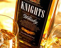 Knights Whiskey