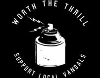 Support Local Vandals
