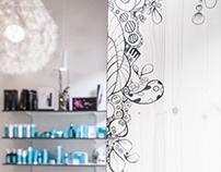 Retail Design - Cosmo Coiffure - Vestergade, Aarhus