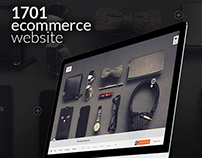 1701 e-Commerce Website