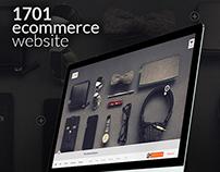 1701 e-Commerce Website