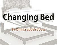 Renewable bed