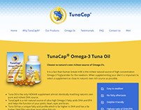 TunaCap Website